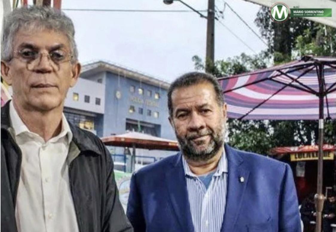 Após visita a Lula na prisão, Ricardo diz que resistência a Bolsonaro vai aumentar