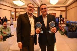 Cartaxo recebe prêmio Prefeito Empreendedor do Sebrae e dois projetos da PMJP são destaques