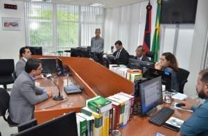 Berg Lima presta depoimento no TJPB, nega propina e diz que dinheiro recebido foi empréstimo feito ao empresário