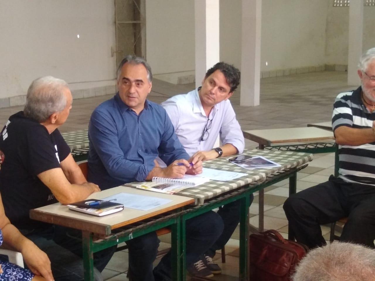 Secretário-chefe de Gabinete discute implantação de nova unidade do Ação Social pela Música