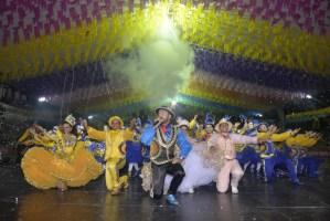 Santa Rita se consagra Capital Nordestina das Juninas ao realizar três festivais