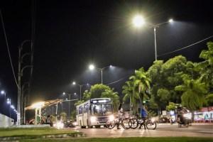 LED nas Ruas: Cartaxo conclui nova iluminação da Avenida Hilton Souto Maior e programa avança pela cidade