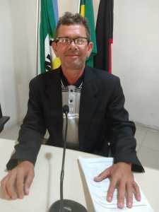 Com licença de Flávio Cabaré, Luiz de Bihino toma posse na Câmara Municipal de Conde