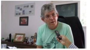 Ricardo Coutinho volta a cobrar restabelecimento dos direitos de Lula e defende liberdade imediata do petista