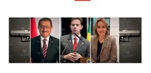 DECRETO DAS ARMAS: Veneziano e Daniella reafirmam votos contrários; Maranhão não revela posicionamento