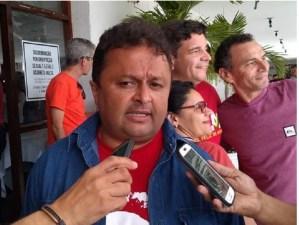 Forças políticas do PT inscrevem chapas unificadas para a disputa das eleições internas do Partido na Direção Estadual e Municipal de JP