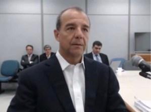 Em depoimento, Sérgio Cabral diz que intermediou caixa 2 para ex-senador paraibano