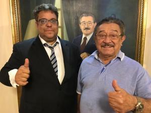 Senador Maranhão filia nova liderança do MDB em Conde