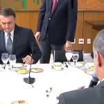 Áudio vazado mostra Bolsonaro criticando João Azevêdo durante café da manhã com jornalistas; confira