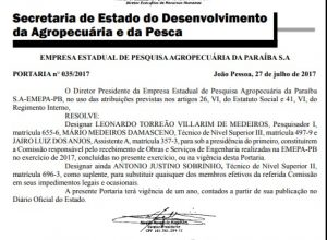 D440FEFC EBCD 43F4 8808 EF47D23FB898 300x220 - EITAAA : Aliado de Ricardo Coutinho é nomeado para o governo de Bolsonaro