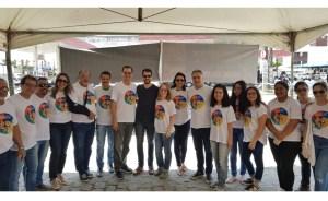 Luciano Cartaxo acompanha dia D da Campanha de Vacinação Antirrábica para cães e gatos