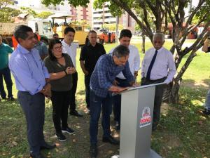 Cartaxo anuncia expansão dos programas Ação Asfalto e LED nas Ruas com nova etapa de R$ 4 milhões na Zona Norte