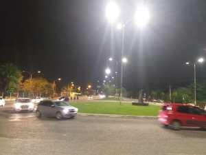 Prefeitura de João Pessoa conclui implantação de iluminação em LED no Retão de Manaíra e em avenida de frente à UFPB