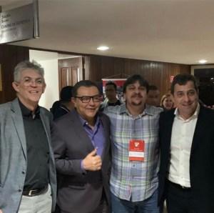SURPRESA NO PSB: Interventor será Fabio Maia e não mais Ricardo