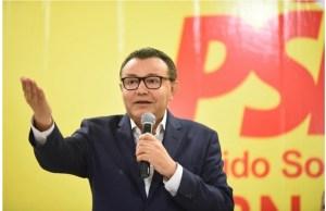 Após exigência de Ricardo e Gervásio Maia, presidente nacional do PSB dissolve Diretório na PB e institui comissão provisória
