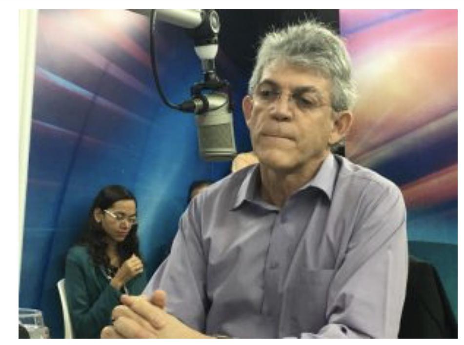 Arrependido, Ricardo diz que se eleição fosse hoje, ele disputaria o Senado