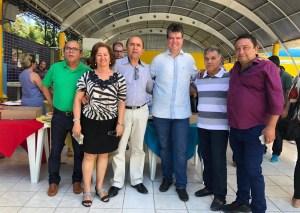 Ruy participa de celebração que comemora os 67 anos do Bairro dos Estados, em João Pessoa