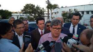 João diz que renúncias e desfiliações no PSB são consequência dos erros com destituição do diretório estadual