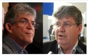 """Após aplicar golpe no PSB, Ricardo tenta se reconciliar com João, mas governador não quer vê-lo """"nem pintado a ouro"""""""