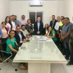 Panta reúne secretariado para traçar metas e ações de cumprimento do calendário de inaugurações
