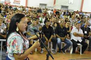 Luciano Cartaxo reúne moradores da 6ª e 9ª regiões em Assembleia do Orçamento Participativo