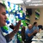 Em grande evento político, Efraim Filho filia prefeito de Itaporanga ao Democratas