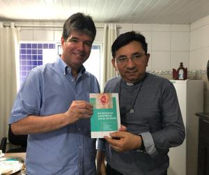 Ruy garante emenda para ASPAN, em João Pessoa