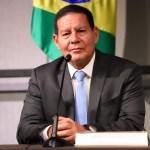 Assembleia Legislativa aprova título de cidadão paraibano ao vice-presidente da República, Hamilton Mourão