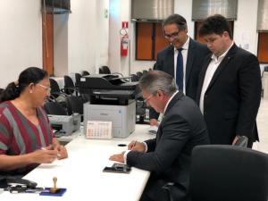 OFICIAL: Julian Lemos transfere domicílio eleitoral para João Pessoa e aumentam especulações sobre candidatura à PMJP