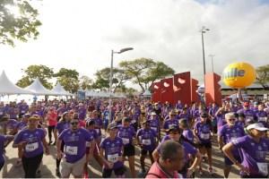 Corrida do Bem leva 2 mil pessoas à orla de João Pessoa e faz homenagem a Gabriel Diniz