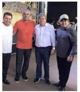 BASTIDORES: Auxiliares do governo assinam lista que destituiu Edvaldo Rosas e João Azevêdo da Direção Estadual do PSB; confira os nomes e cargos
