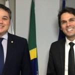 Presidente do INSS aceitou o convite de Efraim Filho e confirmou sua presença na inauguração da agência em Picuí