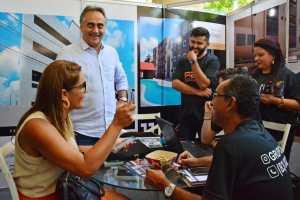 Mês do Servidor: Luciano Cartaxo abre II Feirão de Imóveis e oferece descontos para os funcionários da PMJP adquirirem a casa própria