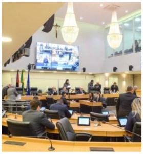 Deputado quer CPI para investigar gastos na reforma da Assembleia Legislativa na gestão de Gervásio Maia
