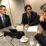 Efraim Filho destaca a inauguração da Agencia do INSS em Picuí,nesta sexta-feira, como melhoria no atendimento para aposentados e pensionistas