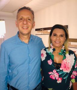 Aguinaldo Ribeiro destaca fortalecimento do Progressistas com posse de Jane Panta na ALPB