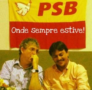 """Exonerado do governo, Fábio Maia dispara: """"Fiz minha escolha e faria de novo quantas vezes fossem necessárias"""""""