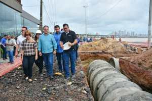 Governo Federal autoriza recursos para segunda etapa da obra da Barreira do Cabo Branco