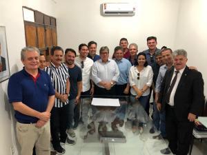 BASTIDORES: João convoca deputados para reunião e deve comunicar decisão sobre futuro partidário