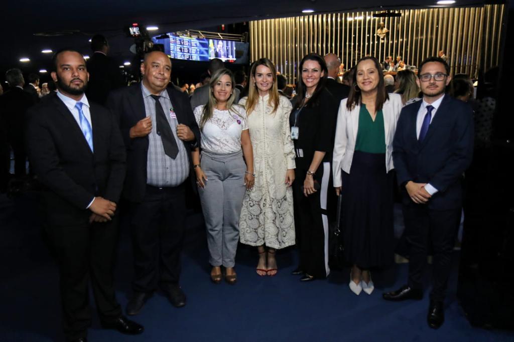Segunda turma do projeto Você no Senado, idealizado pela senadora Daniella Ribeiro, é definida por sorteio
