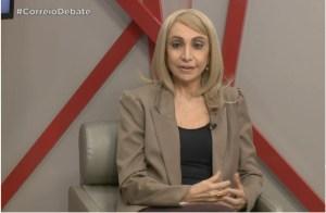 Daniella Ribeiro lamenta morte da jornalista Lena Guimarães