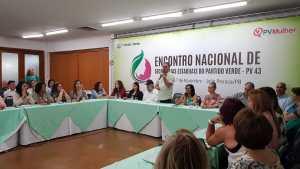 PV anuncia filiação de 200 pessoas e reforça presença na capital paraibana