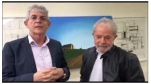 Matéria do Instituto Lula se refere a Ricardo Coutinho como governador da Paraíba