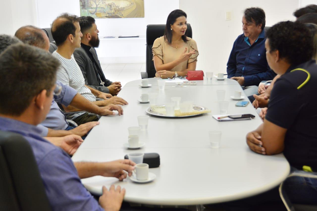Prefeitura se reúne com representações religiosas reforçando parceria na assistência à população em situação de rua na Capital