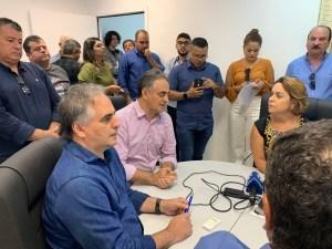 Luciano Cartaxo reúne secretariado para balanço de trabalho e traçar metas para 2020