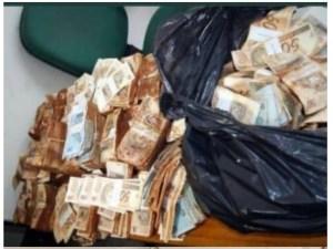 PF apreende R$ 440 mil com laranja de ex-governador Ricardo Coutinho