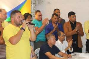 Inaldo mostra força e lança 30 pré-candidatos a vereador em Bayeux