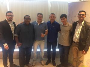 Ruan Martins assume a presidência da Juventude Democratas na PB