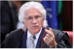 Ministro que mandou soltar Ricardo Coutinho teme delação de Gilberto Carneiro, insinua colunista Lauro Jardim