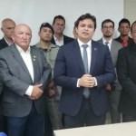Representantes das Polícias Civil, Militar e Corpo de Bombeiros saem frustrados de reunião com equipe econômica do governo e ameaçam entrar em greve
